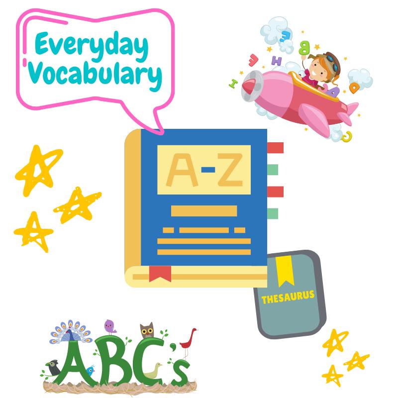 English vocabulary for kids