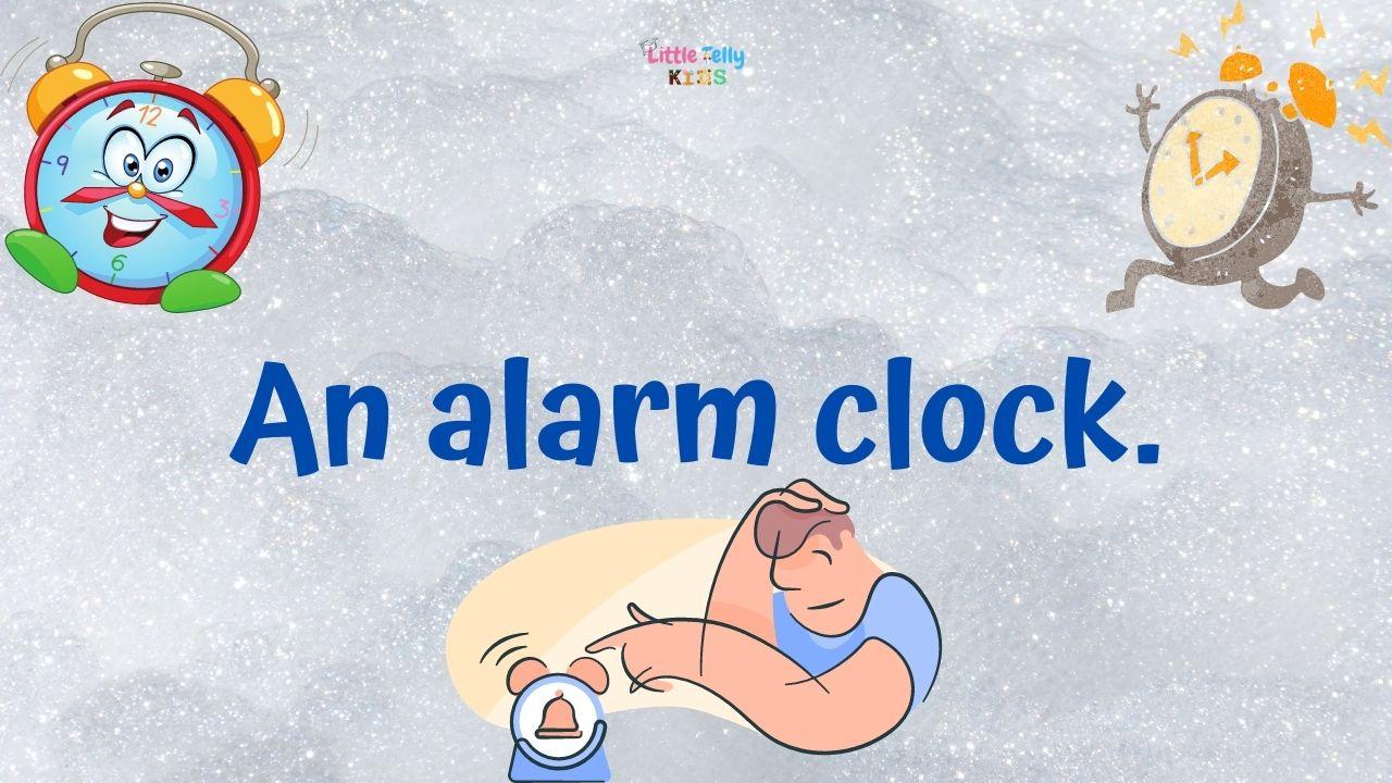 Alarm Clock Quiz